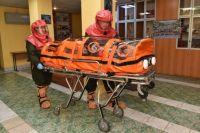 Четырёх человек госпитализировали.