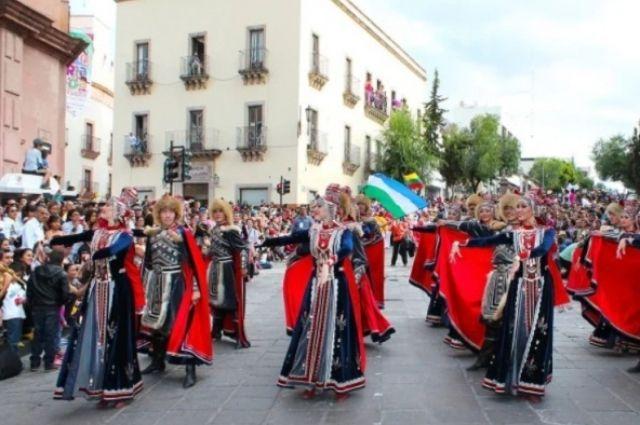 Всемирная фольклориада в Уфе переносится на следующий год