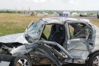 В Сорочинском ГО в дорожно-транспортном происшествии погибли две женщины и пострадали несовершеннолетние пассажиры.