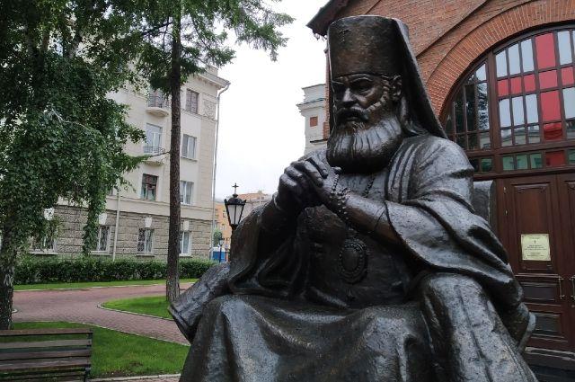 Валентин Войно-Ясенецкий был главным хирургом красноярского эвакогоспиталя № 1515, консультантом госпиталей Красноярского края.