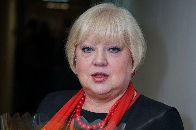 Светлана Крючкова.