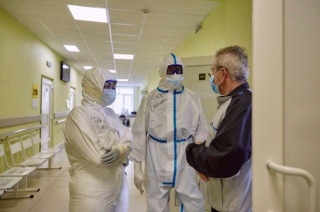 В Тюмени за сутки стало на 45 больных коронавирусом больше