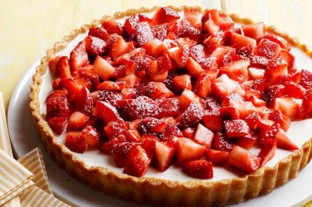 Что приготовить из клубники: лучшие рецепты вкуснейших десертов