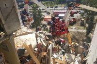 Взрыв жилого дома в столице: три человека погибли