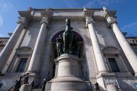 Статуя Теодора Рузвельта.