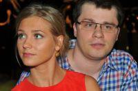 Кристина Асмус и Гарик Харламов.