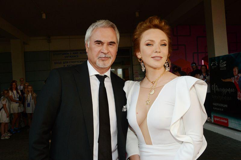 Валерий Меладзе и Альбина Джанабаева. 2019 год.