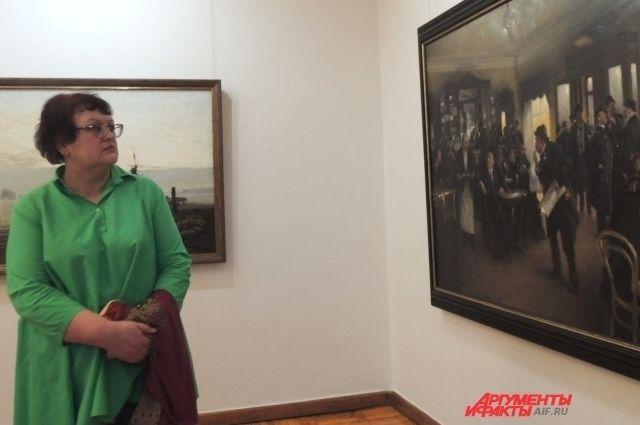 Музеи Оренбуржья вновь открыты для посетителей .