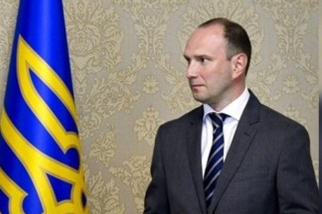 Кабмин отстранил от должности замглавы МИД Украины