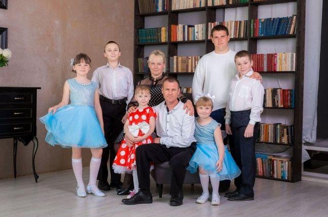 фото из личного архива Землянских