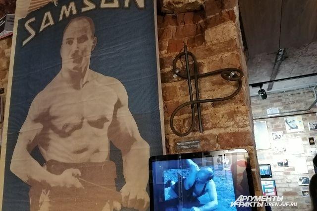 В Оренбурге открыта галерея выдающихся оренбуржцев.