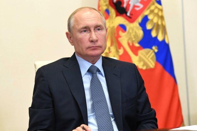 Президент России Владимир Путин в очередной раз обратился к россиянам.
