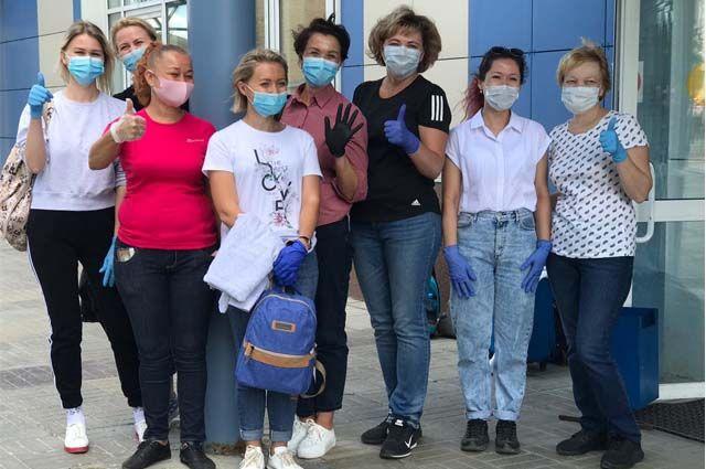 Помочь в борьбе с коронавирусом в Заполярье отправились 50 врачей и медсестёр из Сыктывкара.