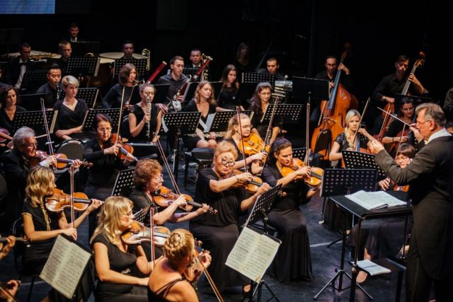 Тихоокеанский симфонический оркестр – старейший творческий коллектив региона.