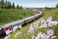 В поездах дальнего следования сохранены все меры по обеспечению безопасной перевозки пассажиров в режиме коронавируса.