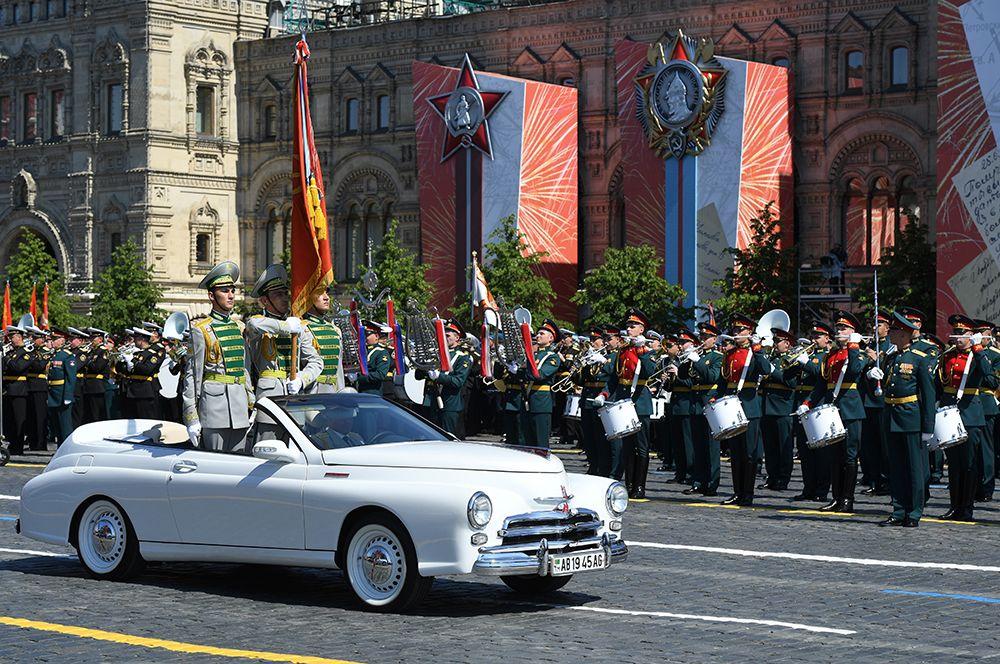 Военнослужащие армии Туркмении.