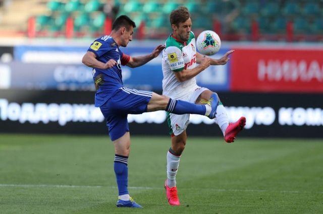 Три игрока «Оренбурга» не смогут помочь клубу в матче с «Краснодаром».