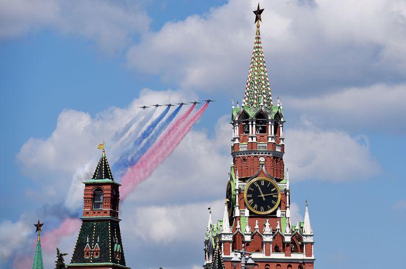 Штурмовики Су-25.