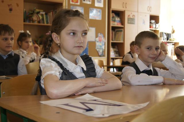 К первому сентября в Казарово откроется новая школа
