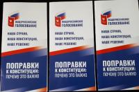 В Тюменской области началось голосование по поправкам к Конституции