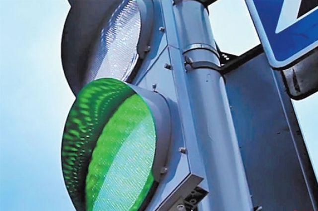25 июня будет отключен светофор на улице Пролетарской в облцентре