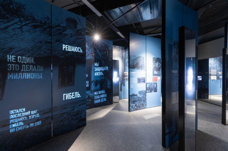 Для работы над экспозицией пригласили одну из ведущих музейных фирм Европы «Кворнинг Дизайн»