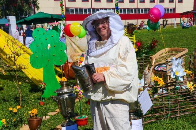 Пчеловодство стало «фишкой» Сандовского района, его брендом. Как итог – «улей» гостей, в том числе из Финляндии.
