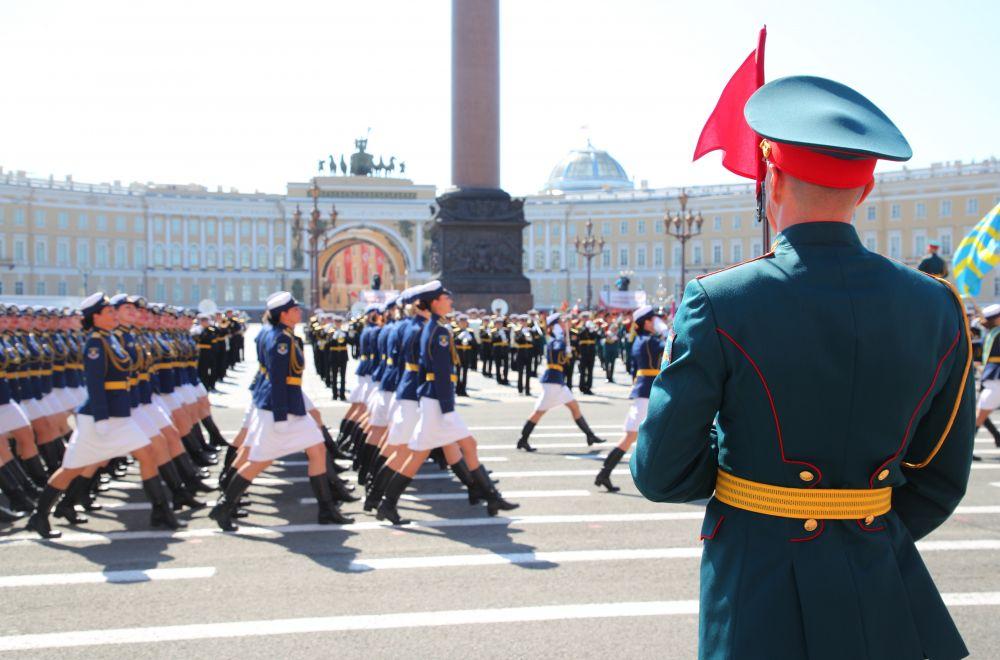 Именно для ветеранов в этот день был представлен праздник.