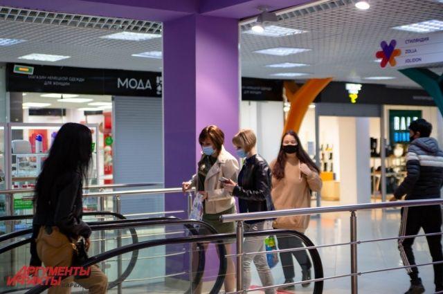 Тюменцы атаковали торговые центры, устроив долгожданный шоппинг