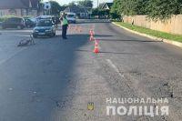В Киевской области пьяный водитель сбил девочку: ребенок в реанимации