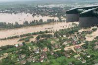 Из-за паводков на западе Украины подтоплено 262 населенных пунктов: детали