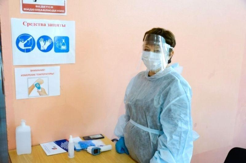 Особенность проведения процедуры голосования – проведение его в условиях соблюдения дополнительных мер по предотвращению распространения коронавирусной инфекции
