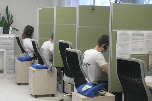 Тюменские пенсионеры участвуют в викторине «Время побед» по телефону