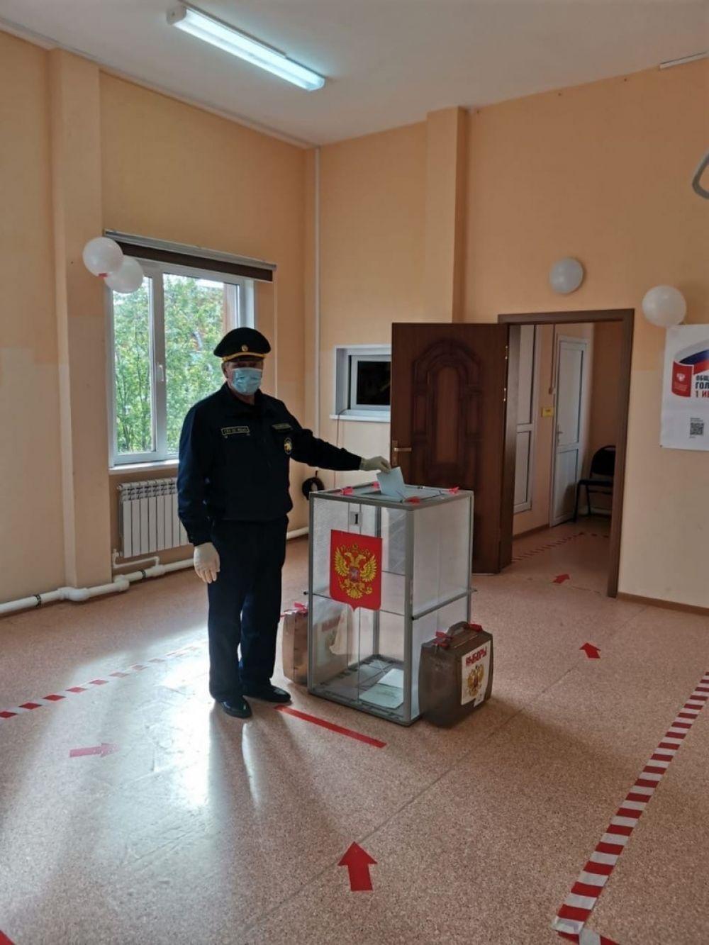 Голосование по поправкам в Конституцию РФ на Ямале.