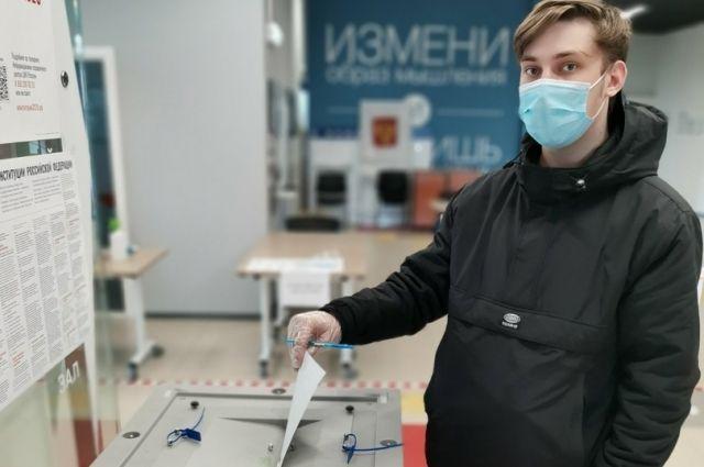 На Ямале особенно активно голосуют жители Лабытнанги
