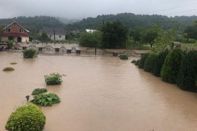 СБУ расследует причины наводнений в Украине по статье «Экоцид»