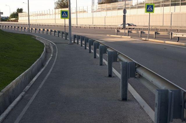 В Тюмени проводятся масштабные работы на объектах дорожной инфраструктуры