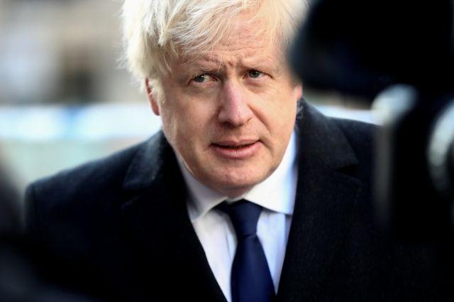 Джонсон выразил соболезнования родственникам жертв нападения в Глазго