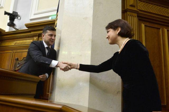 Генпрокурор Венедиктова отчиталась за 100 дней пребывания на должности