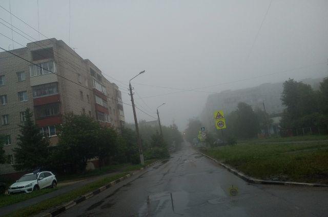 Неблагоприятное погодное явление ожидают в области 29 июня.