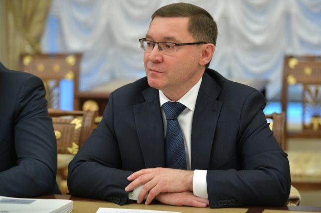 Владимир Якушев голосовал по поправкам в Конституцию в Тюмени