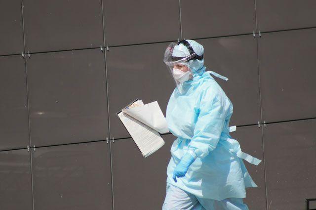 В Оренбуржье увеличилось число пациентов в ковид-центрах.