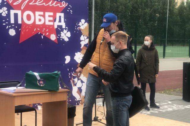Два тюменца выиграли автомобили на фестивале «Время Побед»