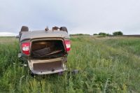 В Грачевском районе на месте ДТП скончался водитель «Калины».