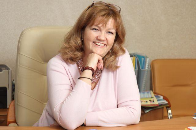 Ольга Ярославская. Уполномоченный по правам ребёнка в г. Москве