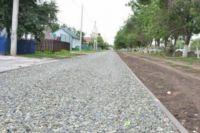 Готовность пешеходных зон на ремонтируемых участках достигла от 20 до 90%.
