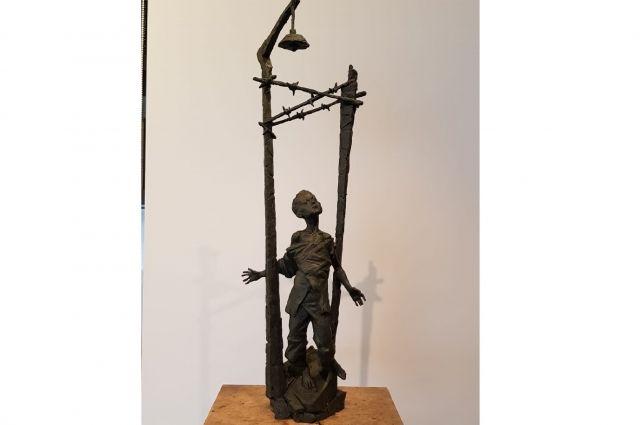 Над композицией работал авторский коллектив скульпторов Ильи и Евгения Ставских и Евгения Третьякова.