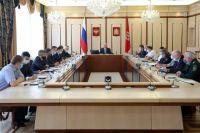 Ликвидацию последствий ЧС обсудили на заседании Совета безопасности Красноярского края.