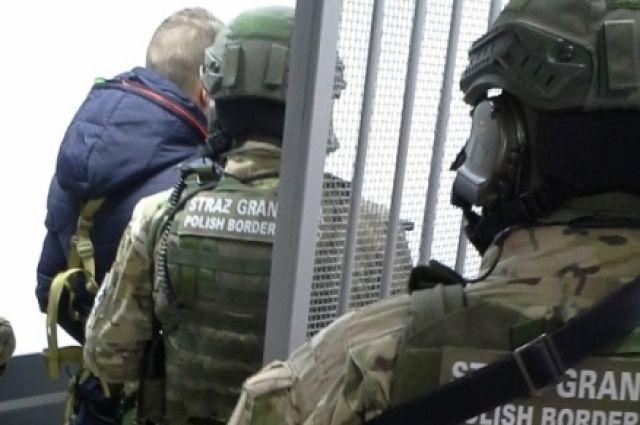 В Польше на границе задержали украинца, разыскиваемого Интерполом в 190 странах