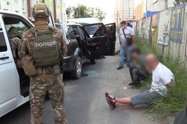 В Киеве нейтрализовали банду грабителей-рецидивистов